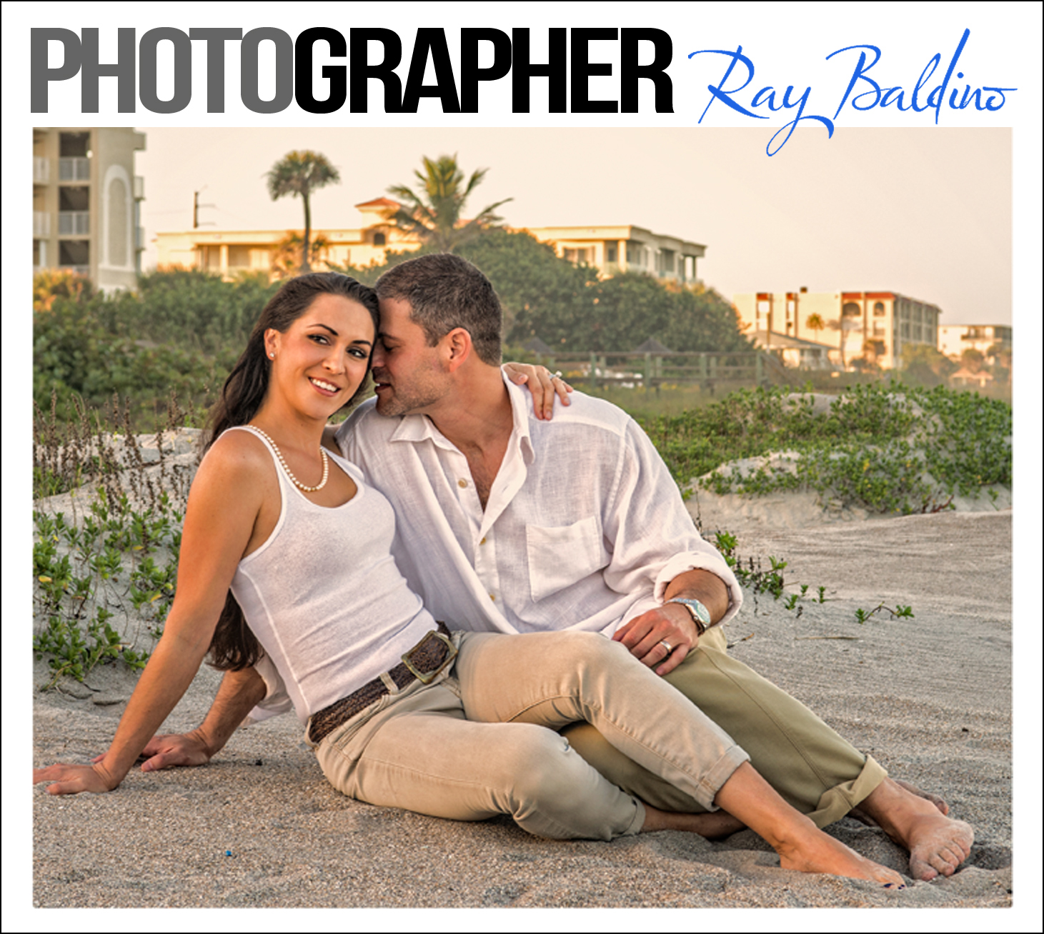 famiily-beach-photography-in-cocoa-beach-florida-by-ray-baldino-this-image-is-of-a-husband-and-wife-sitting-on-the-sand-in-the-sunset-happy-couple